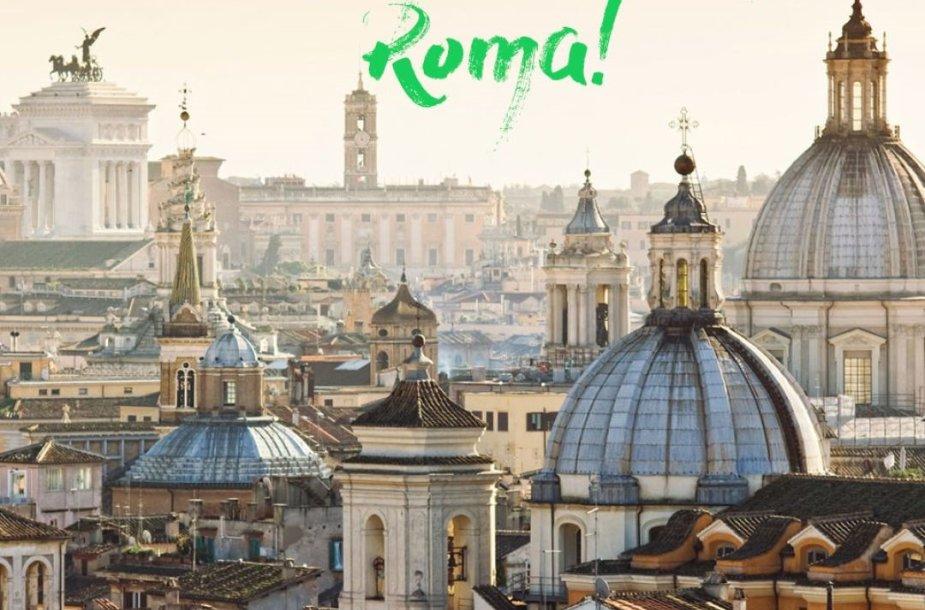 Balandžio 21-ąją Roma švenčia savo gimtadienį