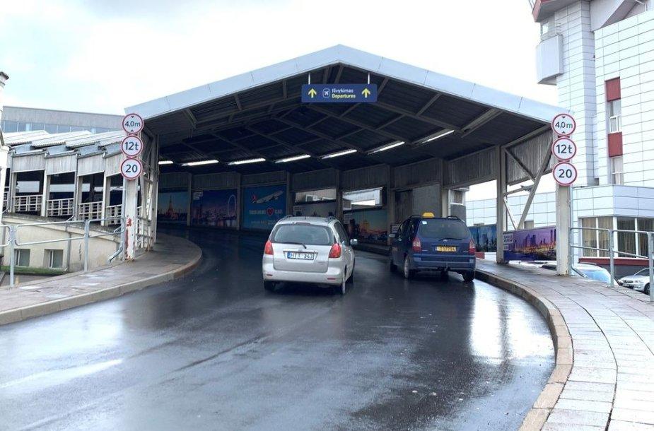Pandusas Vilniaus oro uoste