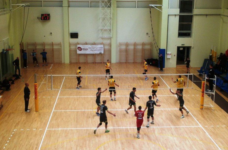 Lietuvos tinklinio taurės varžybos