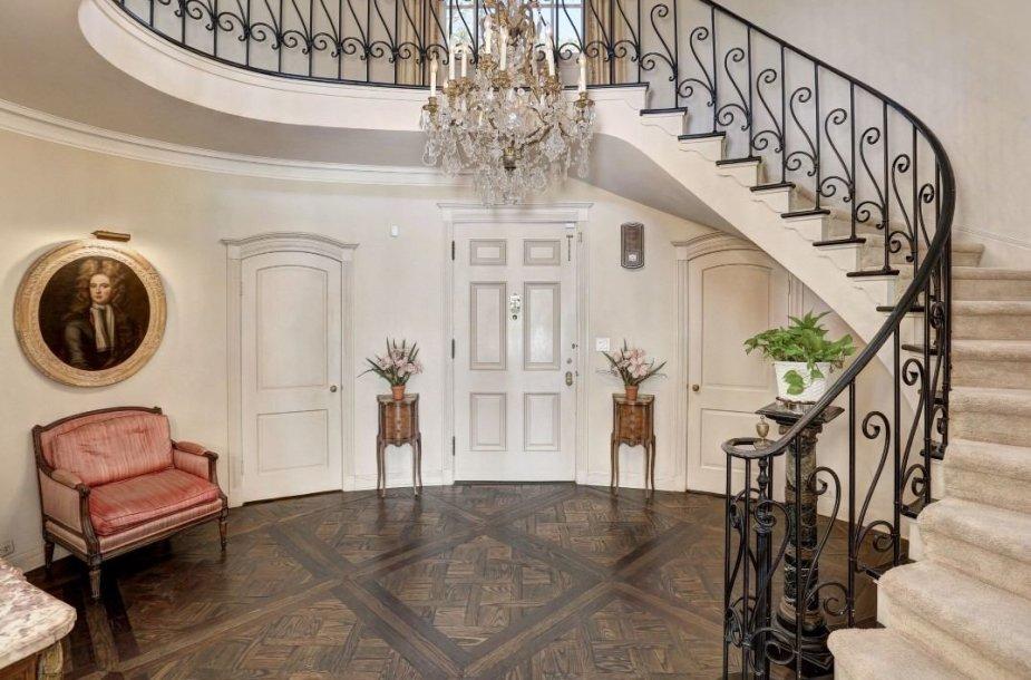Parduodami Ronaldo Reagano ir Jane Wyman namai Los Andžele