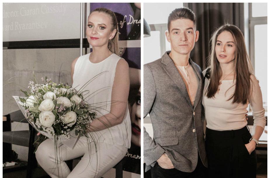 Marija Akelan, Agnė Kavaliauskaitė, Tomas Legenzovas