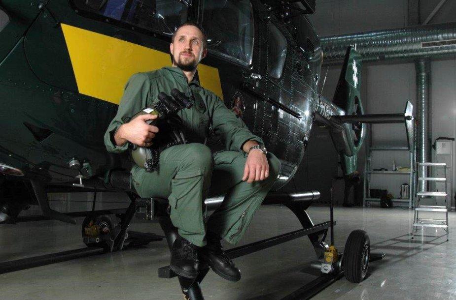 VSAT pilotams dažnai tenka gabenti donorinius organus.