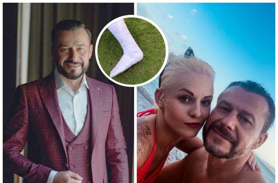 Sigitas Martinavičius ir Edita Rupekaitė-Martinavičienė