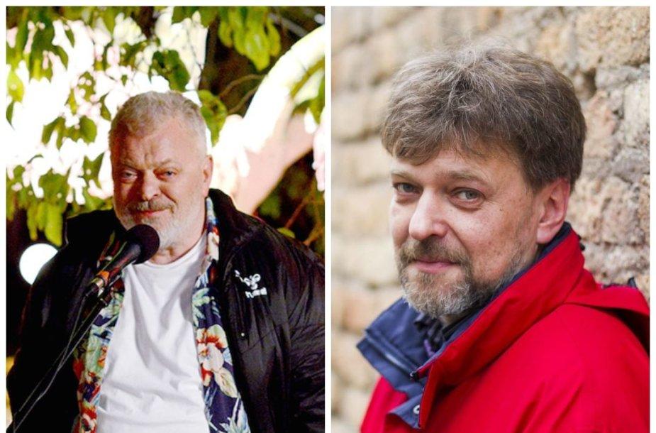 Arūnas Storpirštis ir Gediminas Storpirštis