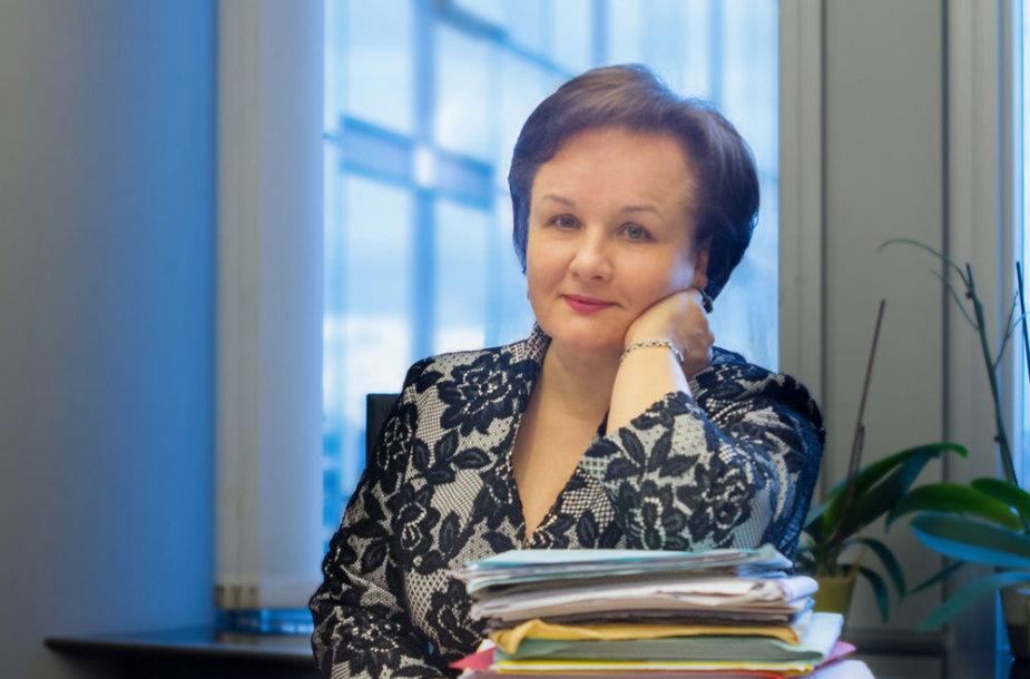 Europarlamentarė Laima Andrikienė
