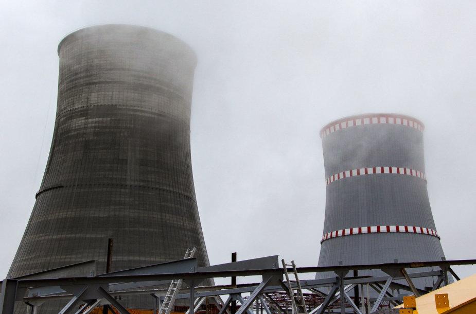 Astravo atominė elektrinė
