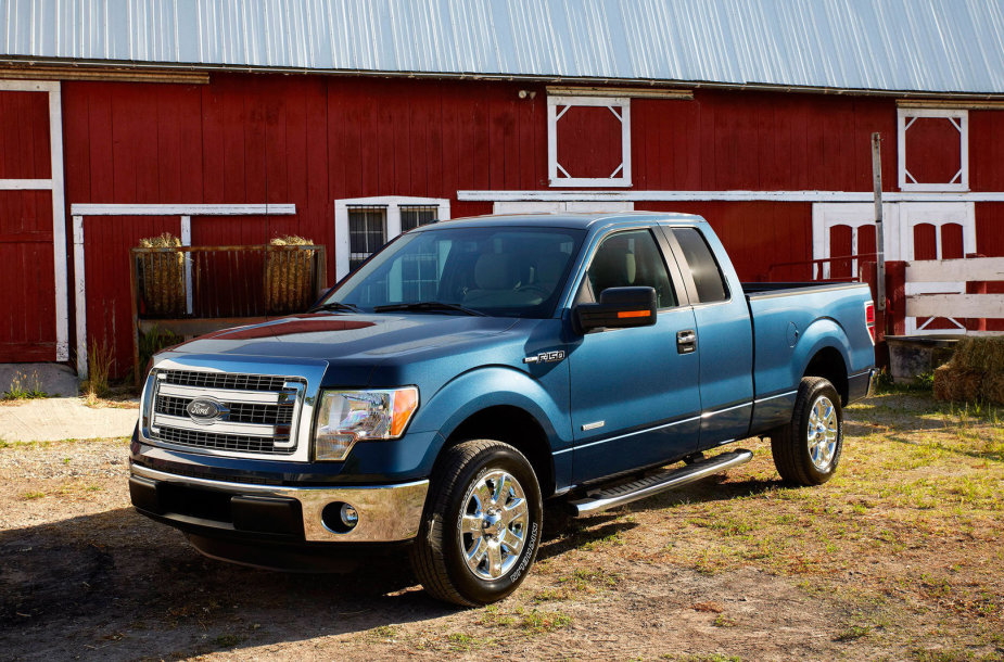 """""""Ford F-150"""""""
