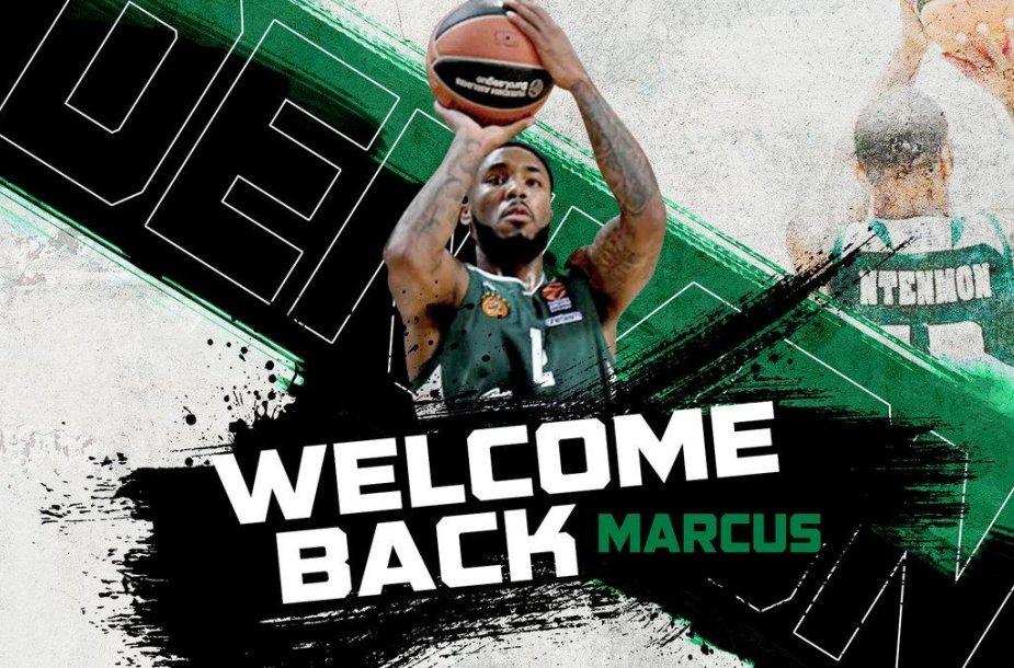 Marcusas Denmonas