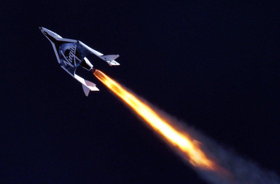 """Erdvėlaivis """"SpaceShipTwo"""""""