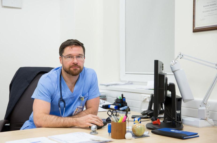 Dr. Kęstutis Stašaitis