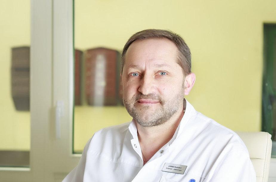 Gydytojas ekspertas Andrejus Radzko