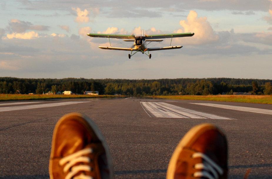 Lėktuvų stebėtojai – fotografai, kurie amžinai liks vaikais, ir vargu ar taps lakūnais.