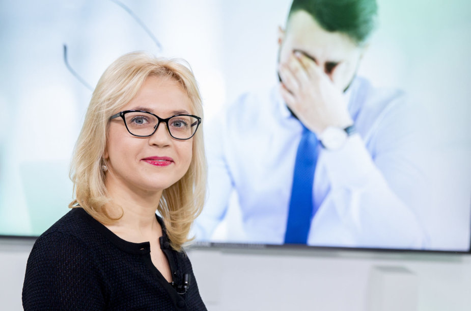 15min studijoje – Baltijos ir Amerikos klinikos oftalmologė Donata Montvilaitė