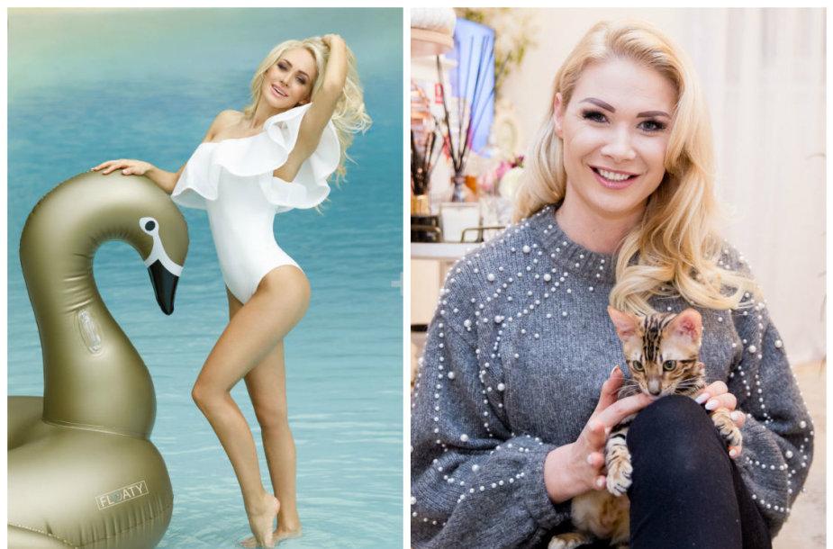 Oksana Pikul-Jasaitienė ir Natalija Bunkė