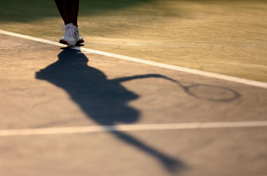 Teniso varžybos