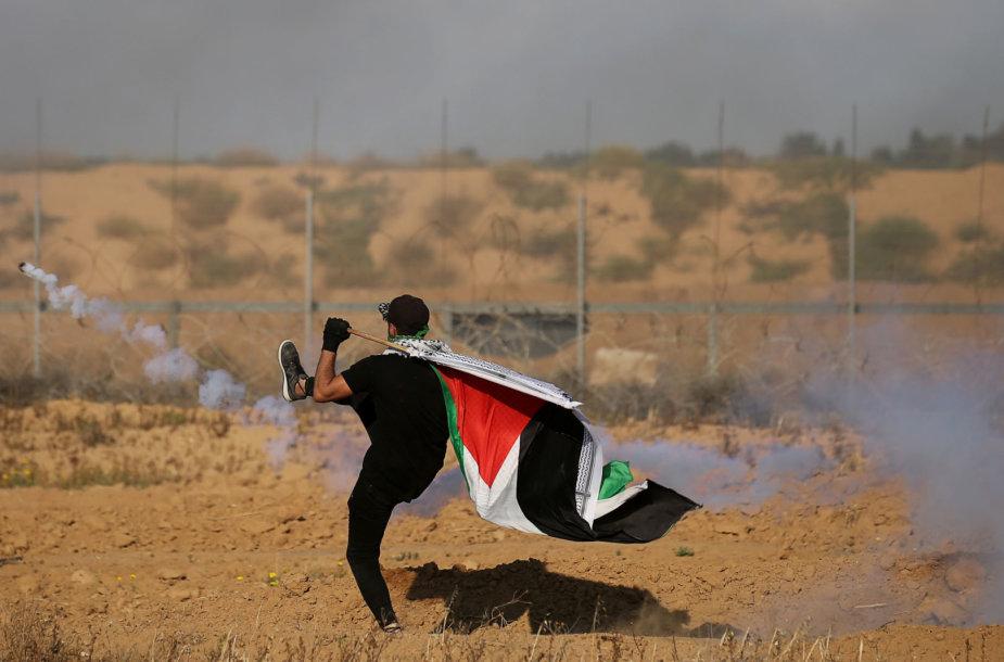 Izraelio-Gazos Ruožo pasienis