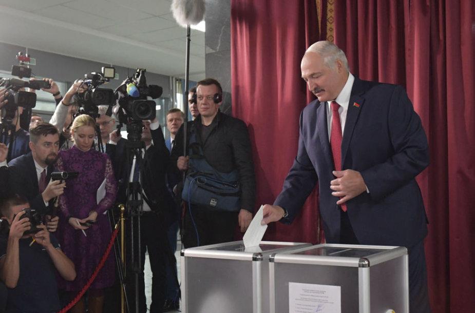 Alaisandras Lukašenka