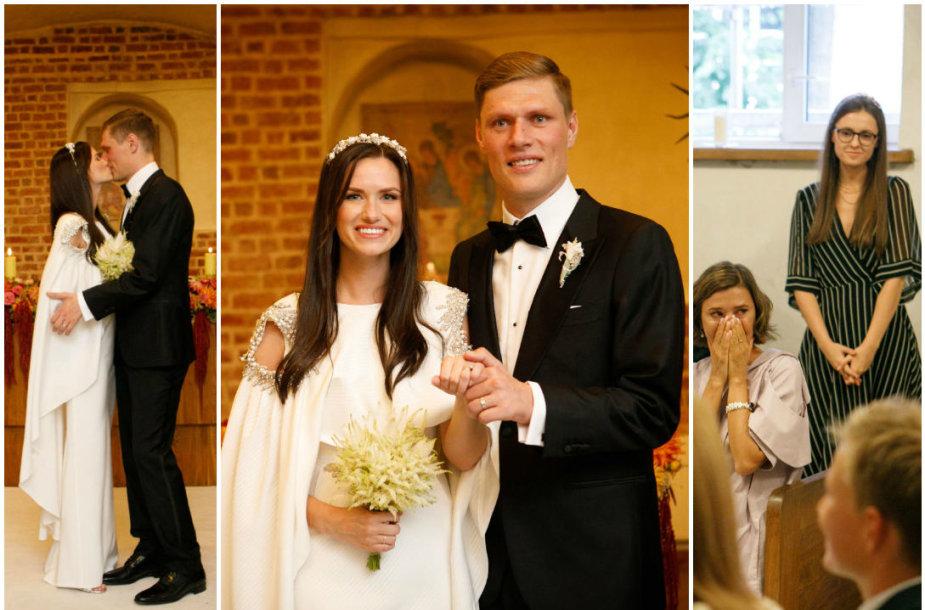 Noros Sudarytės ir Mariaus Žaliūko vestuvės