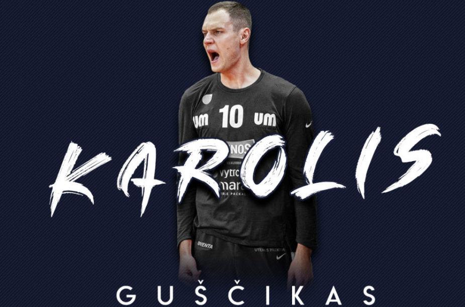 Karolis Guščikas