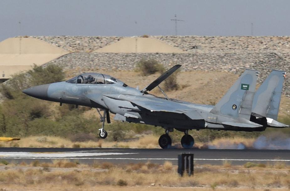 Saudo Arabijos naikintuvas