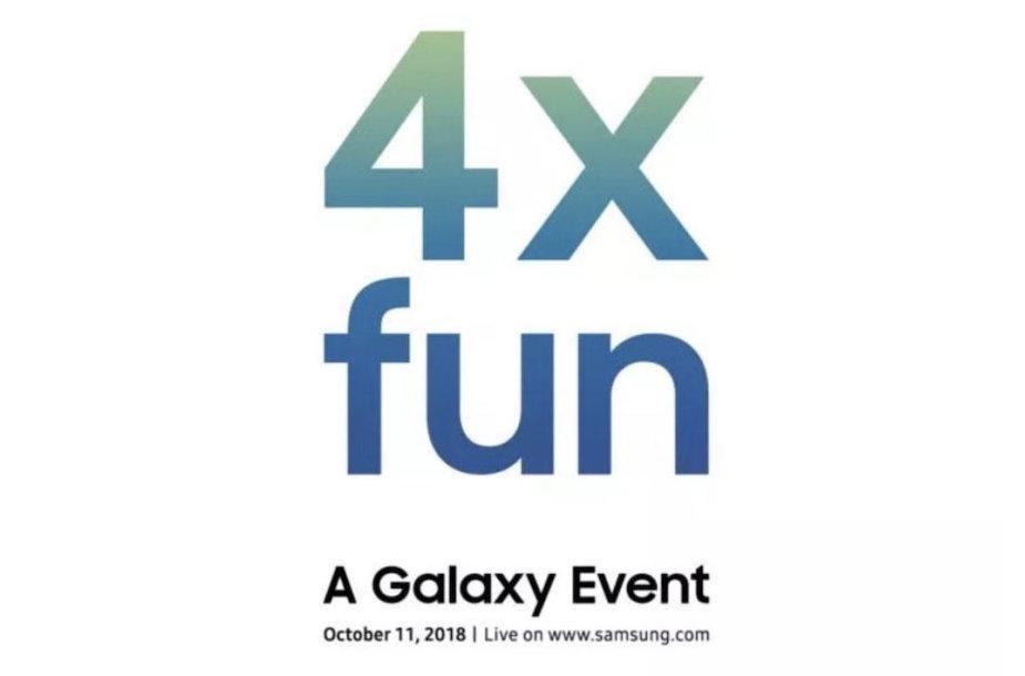 """""""Samsung"""" kvietimas į paslaptingo įrenginio pristatymą"""