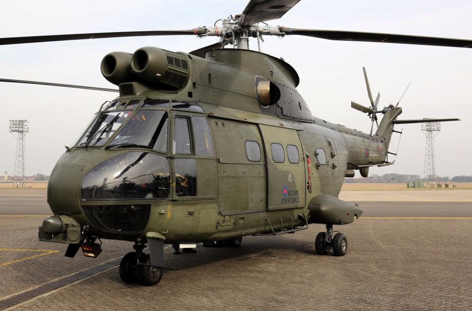 "Sraigtasparnis ""Puma Mk 2"""