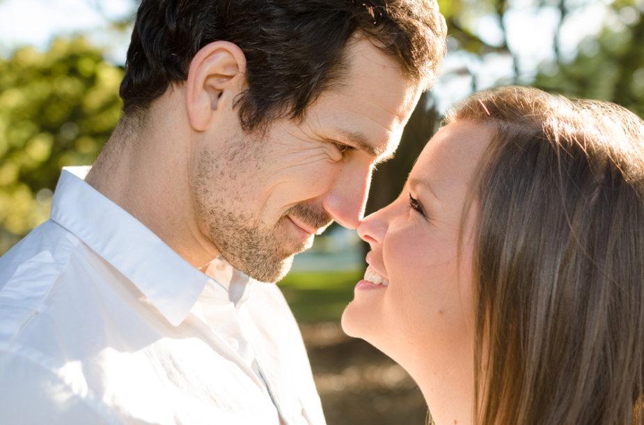 Įsimylėjėlių pora