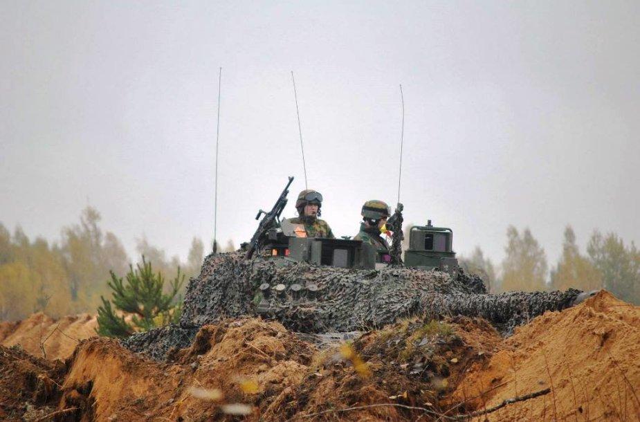 Pratybos su Belgijos ir Liuksemburgo kariais