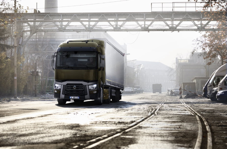 """Renault Trucks T"""