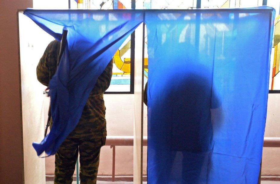 Ginkluotas balsavimas
