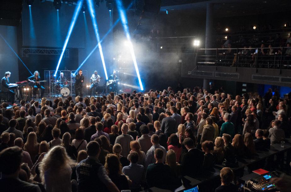 """""""Naktinių personų"""" koncertas Vilniuje"""