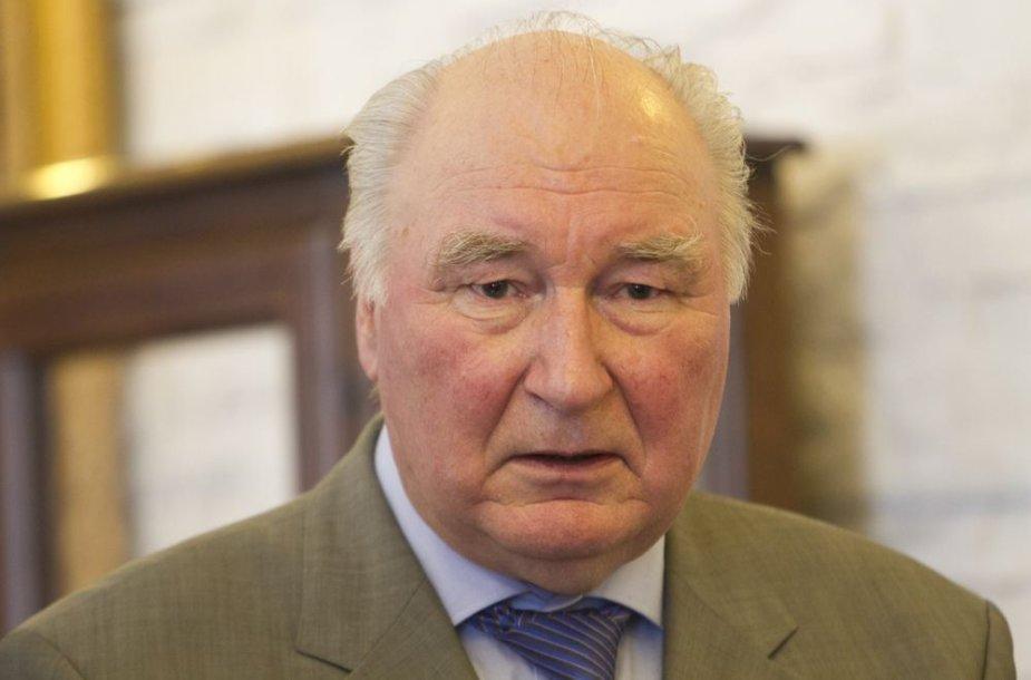 Inkstų transplantacijų pradininkas Lietuvoje prof. Balys Dainys