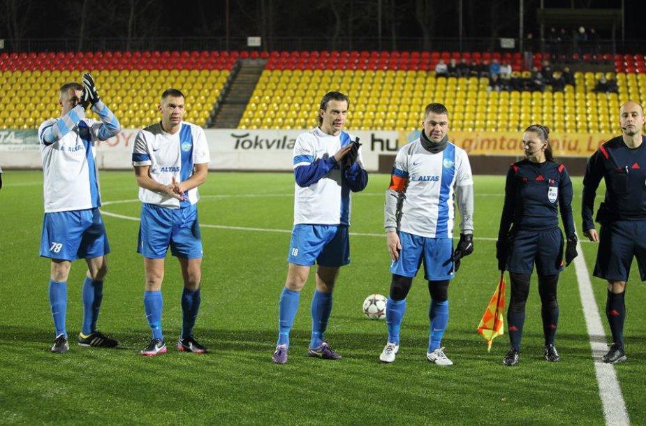 Vilniaus futbolo lyga