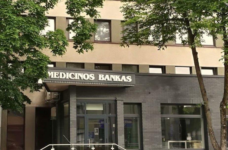 """Alytuje pirmuosius žingsnius 2017 m. žengsiantis """"Medicinos bankas"""""""
