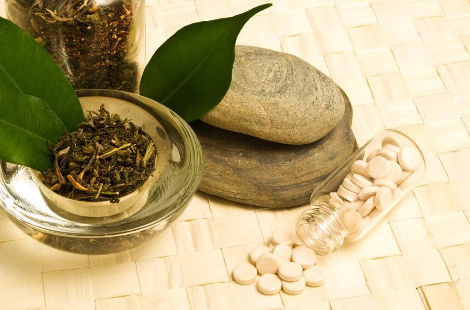 Homeopatinis gydymas taikomas vis dažniau.