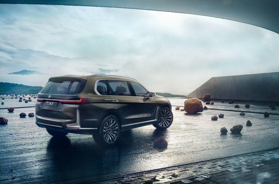 BMW X7 koncepcija