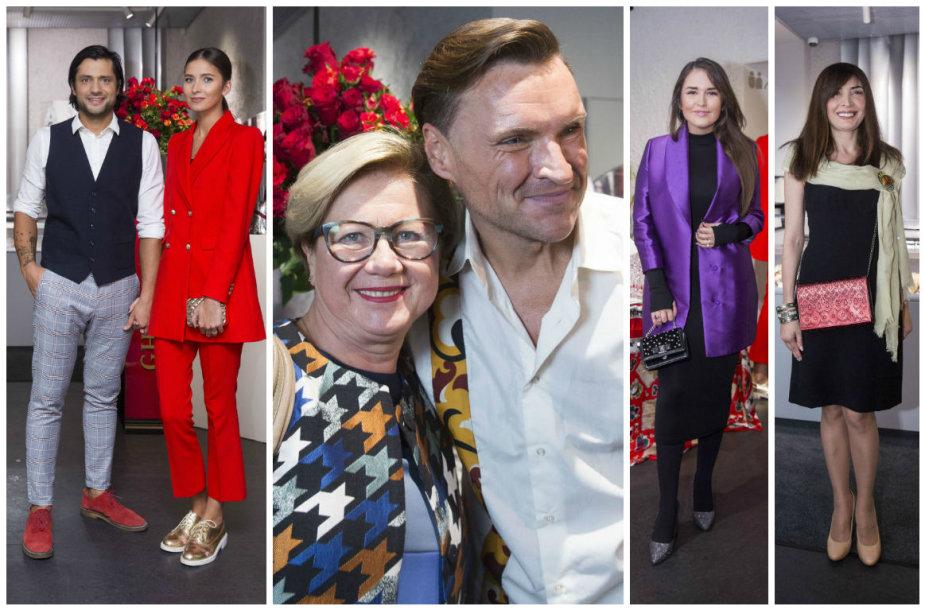 Ali ir Patricija Gadžijevai, Vida Ramaškienė ir Žilvinas Grigaitis, Marija Palaikytė, Khatuna Salukvadze