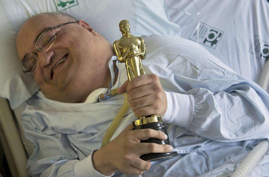 Nuo metukų paralyžiuotas brazilas kuria animacinį filmuką vaikams