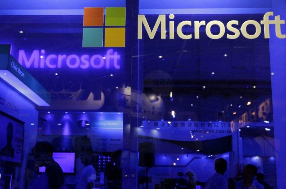 """Microsoft"""