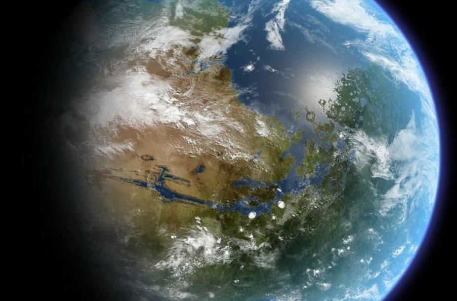 Marso teraformavimas