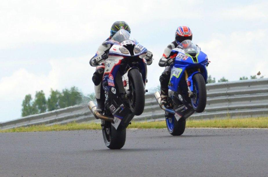 """Coffee Racers"" Slovakijoje"