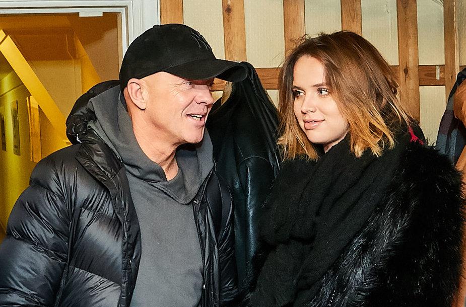 Ramūnas Rudokas ir Justina Rudokė
