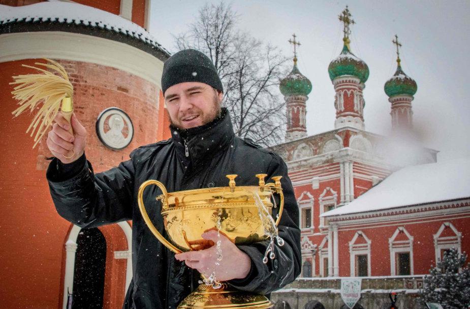 Rusijos ortodoksų dvasininkas