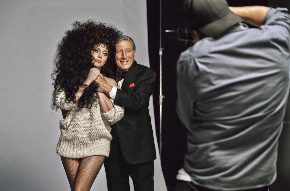 Lady Gaga ir Tony Bennettas