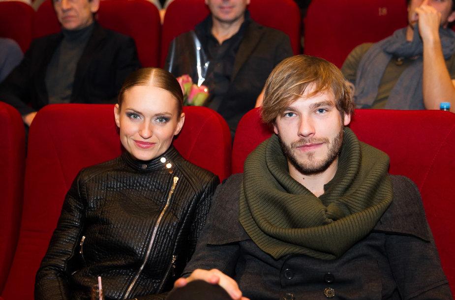 Gintarė Gurevičiūtė ir Simas Kučas