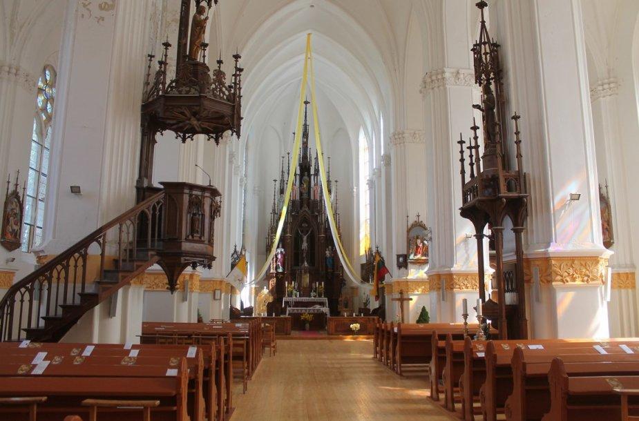 Naujamiesčio bažnyčia