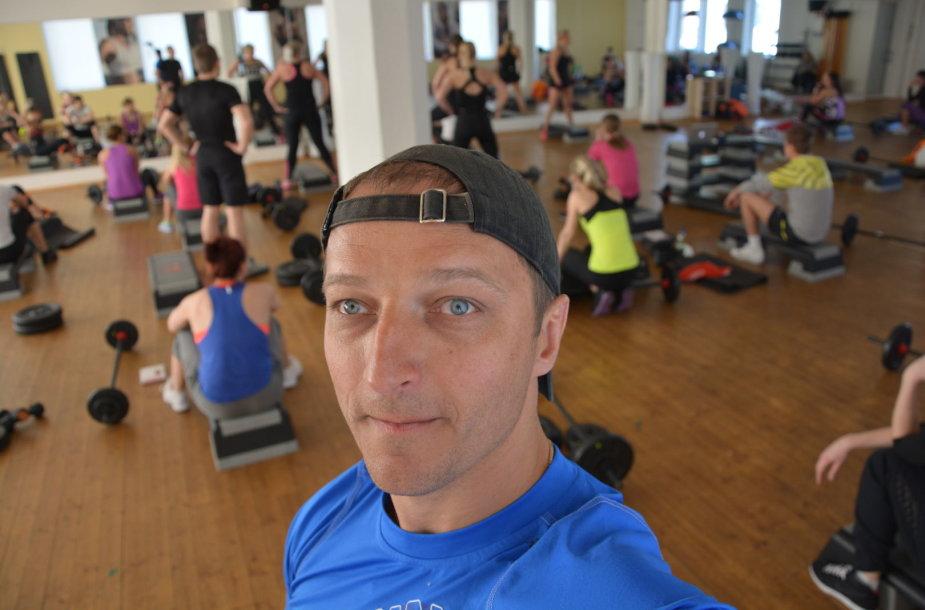 Treneris ir mitybos specialistas Andzejus Michmelis