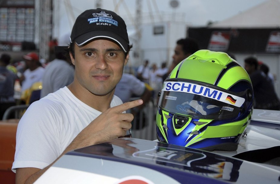 "Felipe Massa, ""Williams"""