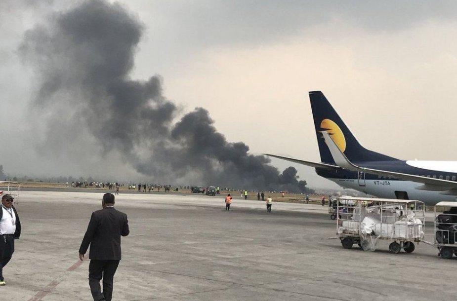 Aviakatastrofa Katmandu oro uoste