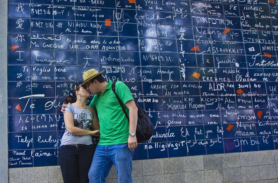 Meilės siena